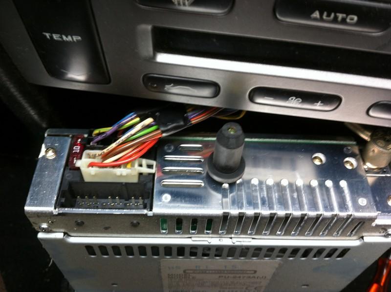 Schema Collegamento Autoradio Pioneer : Nettoyer la lentille du lecteur de cd clarion rd pu